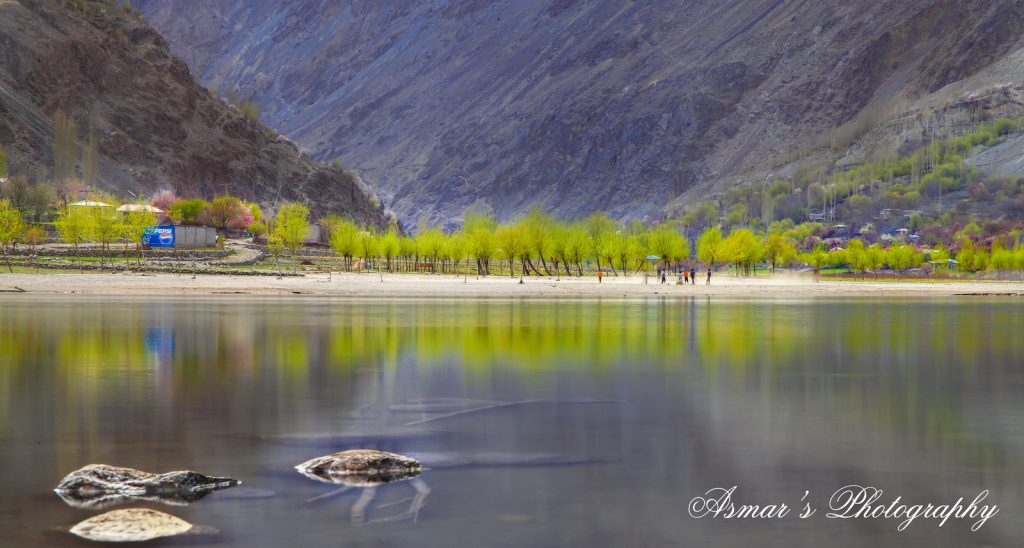 Khalti Lake Ghizer Valley