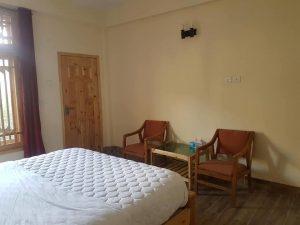 Karakorum View Hotel Hunza Deluxe Room Pictures