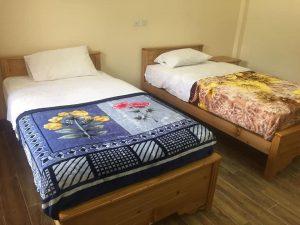 Karakorum View Hotel Hunza Double Bed