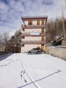 Karakorum View Hotel Hunza Price in Winter