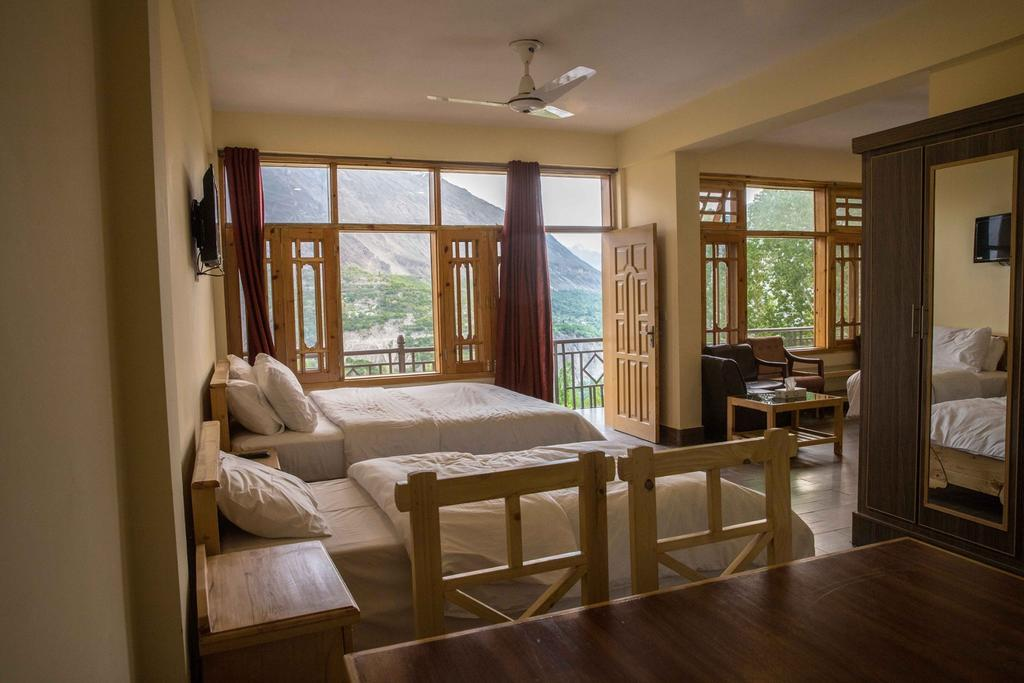 Karakorum View Hotel Hunza Suite room pictures