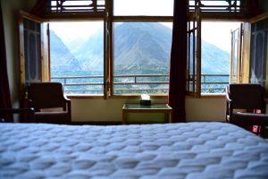 Karakorum View Hotel Hunza View from Room