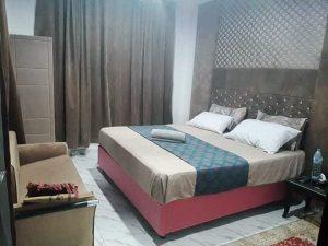 Shelton resort upper dir deluxe room