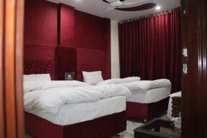 Shelton resort upper dir deluxe room pictures