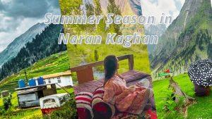 Summer Season in Naran Kaghan