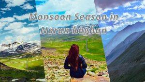 Monsoon Season In Naran Kaghan