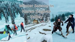 Winter Season in Naran Kaghan Valley