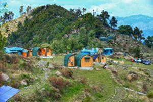 Buner camping pods contact number