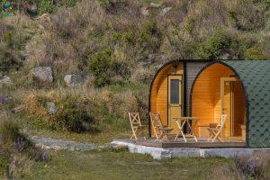 Buner camping pods rates